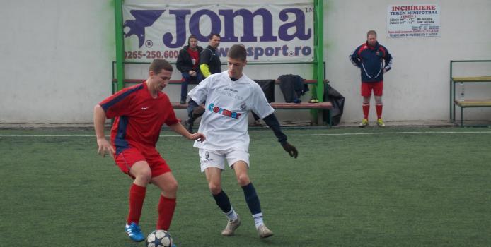Tulcea - Liga DeHondol - 2012 - 2013 - Etapa 17