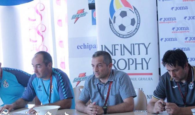 CN al Firmelor si Institutiilor incheie sezonul de minifotbal