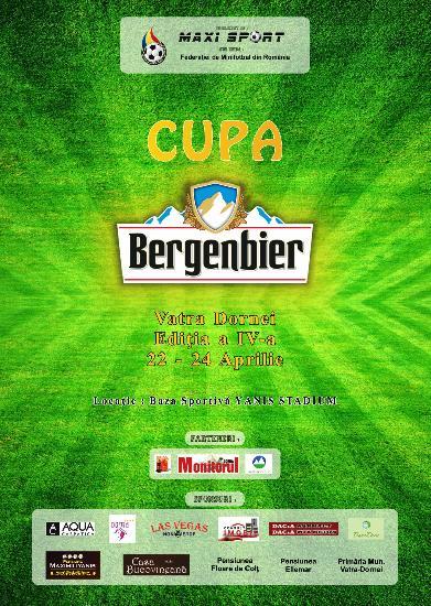 Cupa Bergenbier Vatra Dornei, editia a IV-a