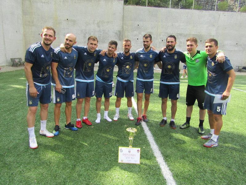 IASI: CUPA LIBERTO - Decor Plus, campioana editiei a 2-a