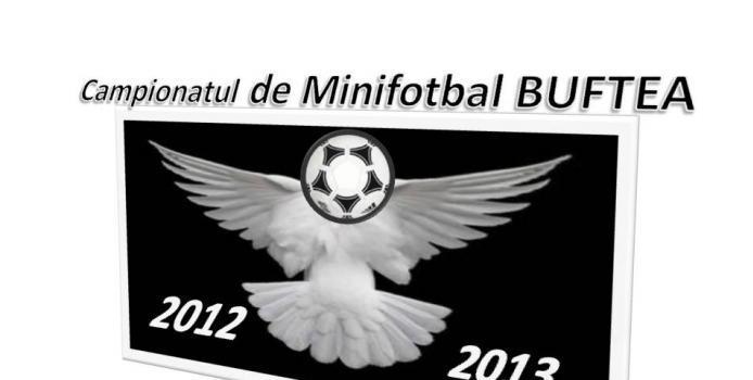 Campionatul de minifotbal Buftea - editia a doua