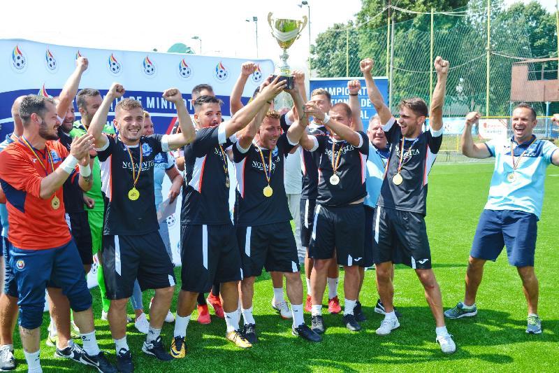 Nova Vita Târgu Mureș - noua campioană națională!