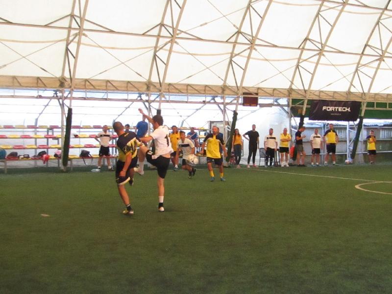 IASI: LIGA SPERANTELOR – E.ON - OMCO 3-1, intr-un meci din etapa a 13-a