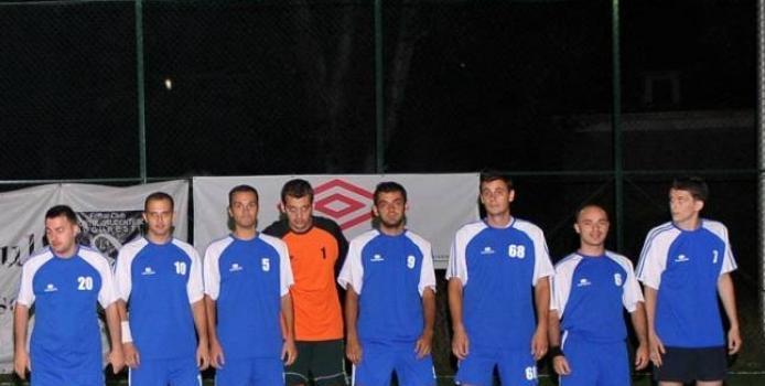 Bucuresti: VIDEO - Athletico GeBoc, cosmarul lui... Dream Team