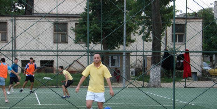 Bucuresti: Moment de reculegere pentru Gabi Gheorghe