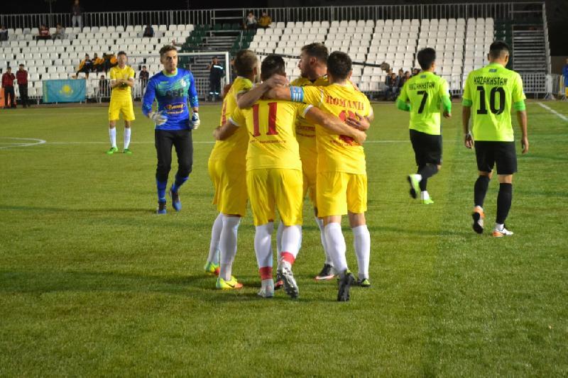 Am început cu dreptul la Mondial ! 2-1 cu Kazakhstan