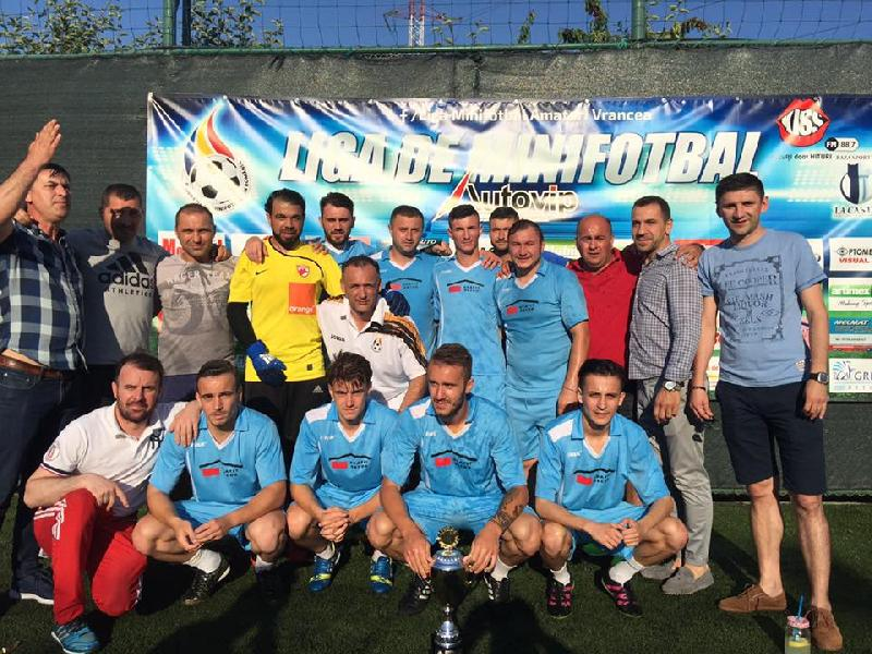 Final de sezon in Liga Autovip Focsani