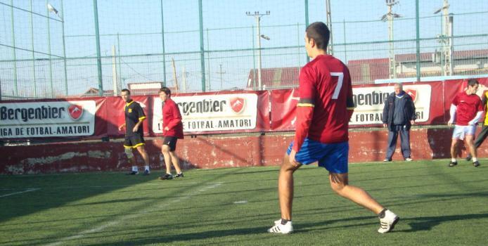 IASI: LIGA CAPITOL - Express Credit, fara victorie in ultimele trei meciuri