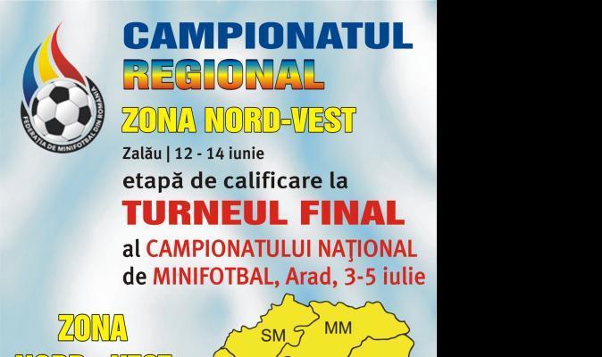 FMR: Program si rezultate - Campionatului Regional N-V, Zalau