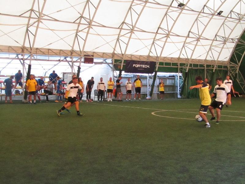 IASI: LIGA SPERANTELOR - Meciurile de sambata in play-off si play-out
