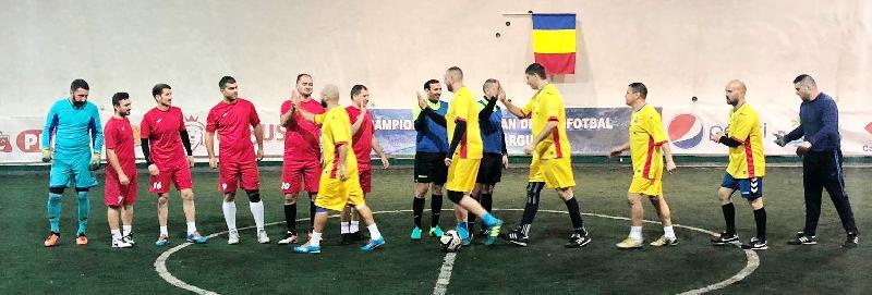 Cupa Liga 2: Finala, între IPJ Gorj și ISJ Gorj