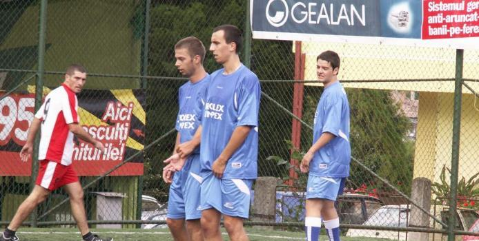 Liga I Salaj - Atletico se distrează cu Euro Glia Nuşfalău