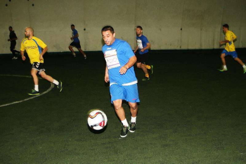 Dream Team câștigă derby-ul cu Peppy Dolce Vita, scor 4-3