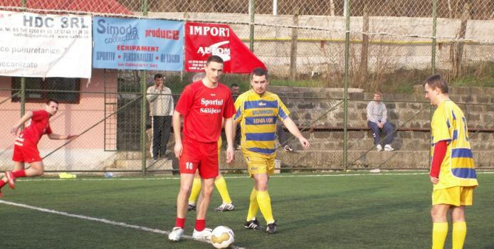 Zalau: Minifotbal  -  CUPA BERGENBIER