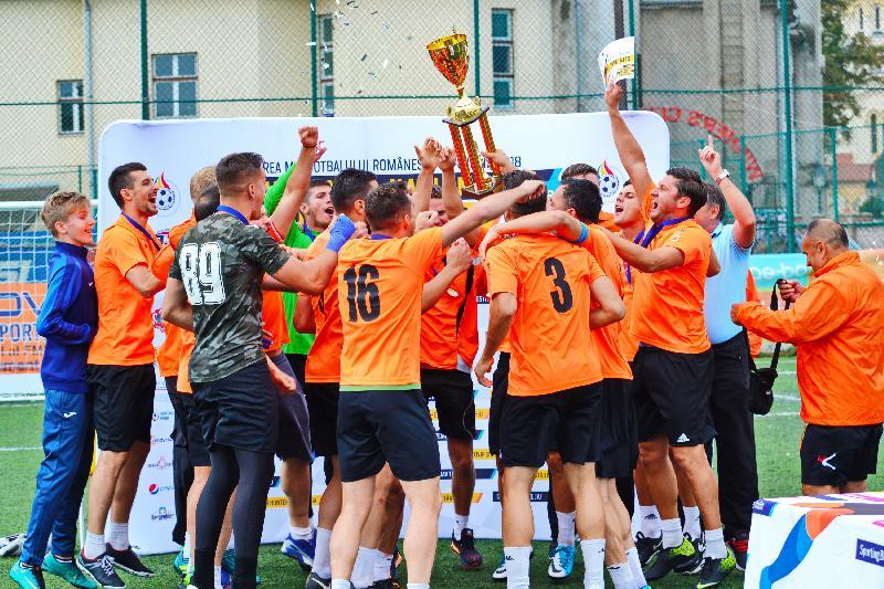 MAV Sports Timișoara - noua campioană a României!