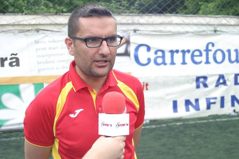 """Cosmin Iosu: """"Vrem să terminăm pe teren toate competițiile"""""""