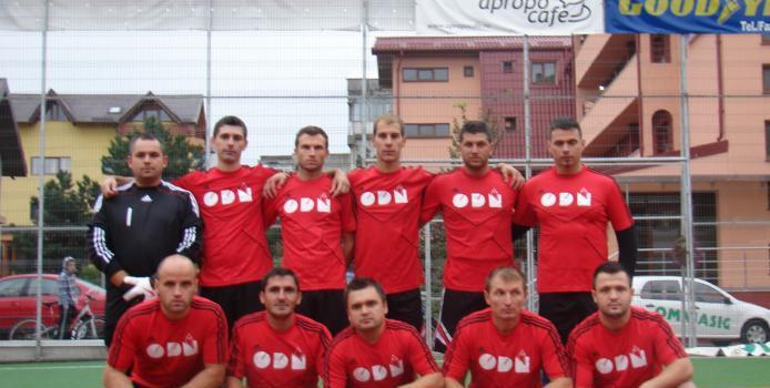 Suceava: Railex ODN e lider si dupa etapa a doua