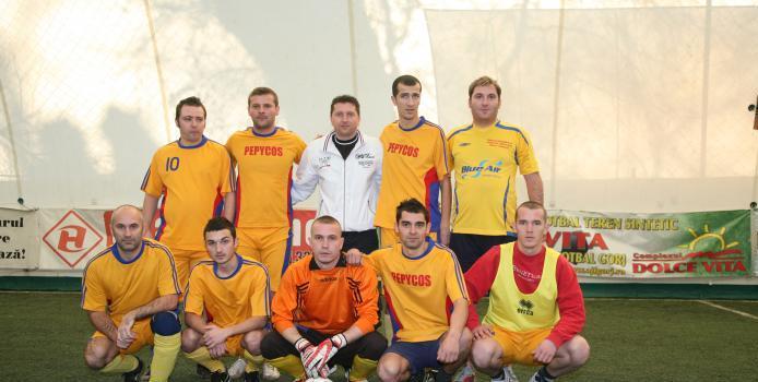Sambata incepe a doua editie a Cupei Old Boys Anasport Legea la fotbal pe teren redus