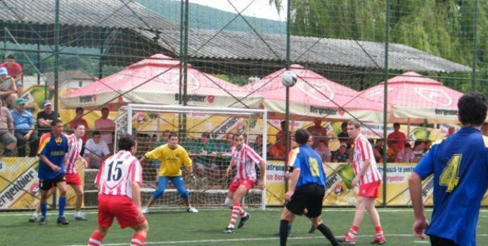Salaj-CUPA ROMANIEI - ed. 2010/2011
