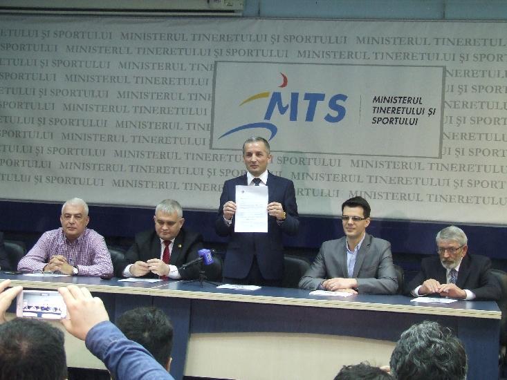 FMR a ridicat ordinul prin care MTS recunoaste minifotbalul ca sport