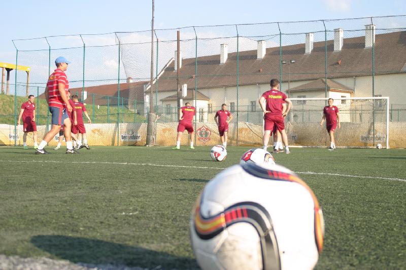 Lotul naționalei României s-a reunit la Alba Iulia cu gândul la EURO 2017 !