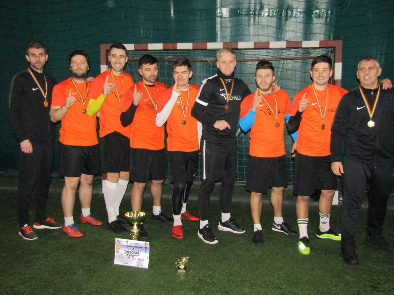 IASI: Golden Boys Bacau a castigat Cupa Unirii la minifotbal