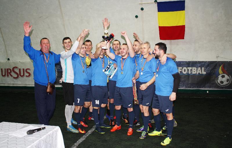 Polițiștii gorjeni au câștigat Cupa Firmelor, Instituțiilor și Amatorilor!