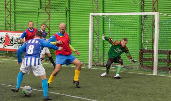 Tulcea - 2014-2015 - Liga DeHondol - Etapa 6