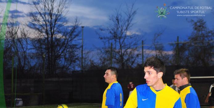 Bucuresti: ABC United a castigat derby-ul Ligii I