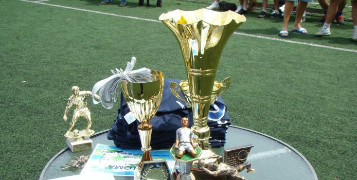 Sambata 12 iunie 2010 - echipele din Divizia B au fost premiate.
