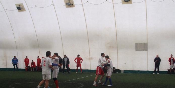 IASI: CUPA HIT 2012 - Tabloul semifinalelor