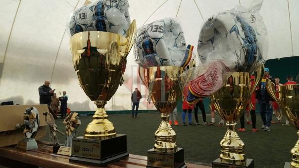 IASI: CUPA UNIRII - Rezultatele complete, program semifinale