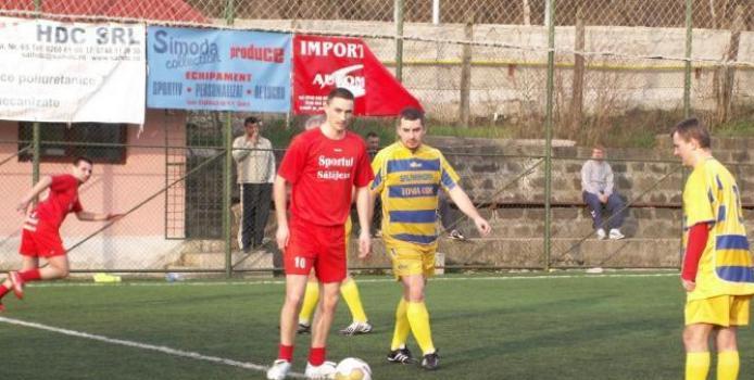 Sambata incepe Campionatul Judetean de Minifotbal ARGES!