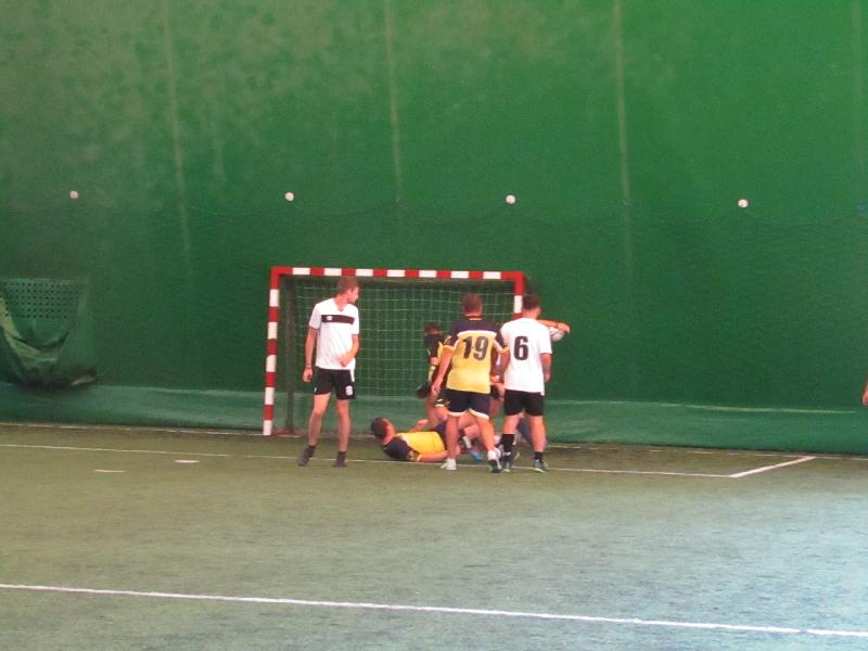 LIGA MAGICA – Decor Plus, noul lider dupa victoria cu Athletic, scor 3-0