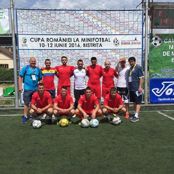 Program si rezultate Saisprezecimi Cupa Romaniei Bistrita