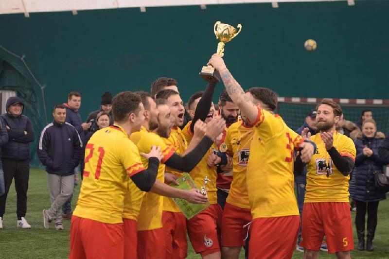 IASI: Neatza si Prietenii Bucuresti, noua campioana a Cupei Unirii