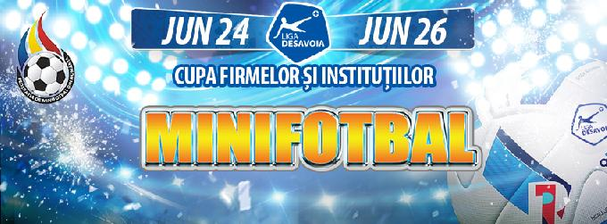Campionatul National al Firmelor si Institutiilor