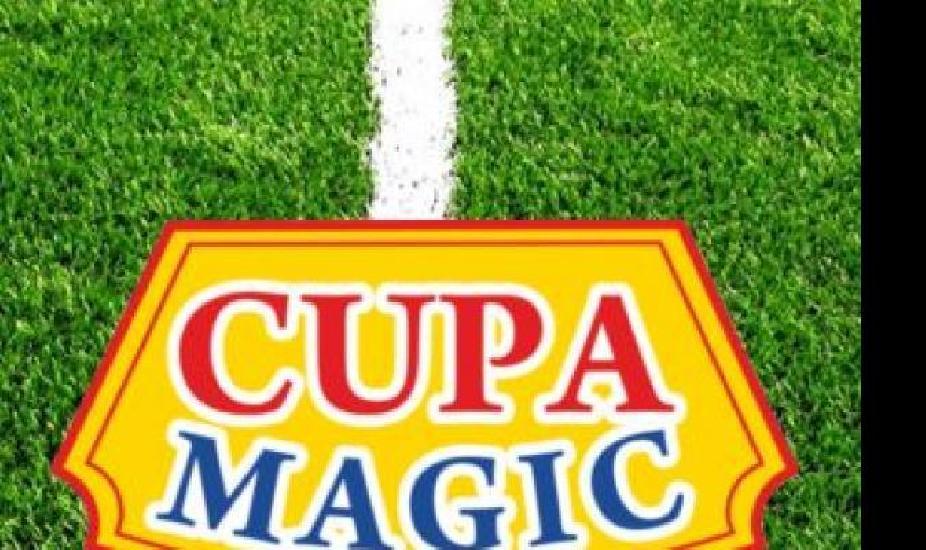 IASI: CUPA MAGIC - Componenta grupelor si programul meciurilor