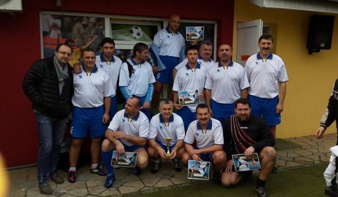 Campionii Old-Boys 2014 Hunedoara