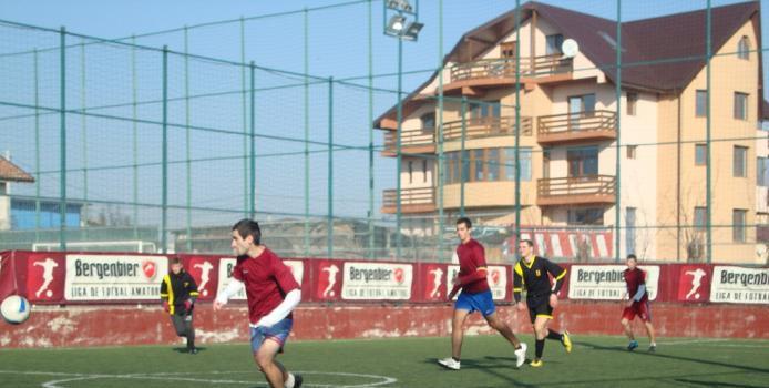 IASI: LIGA MAGICA 2 - Filiera Pacurari Dacia castiga la limita in fata celor de la The Gunners