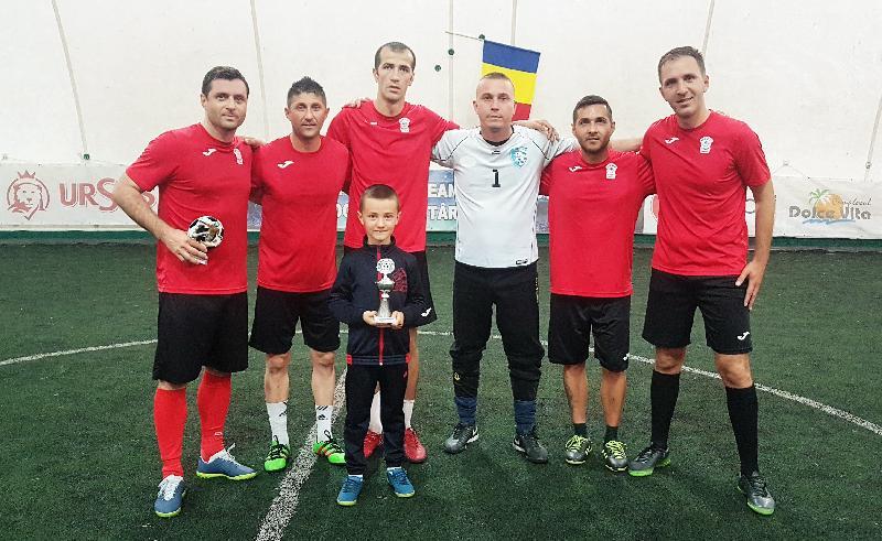 ISU Gorj a câștigat faza de play-out din Liga 1