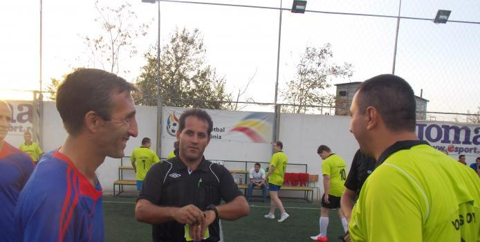 Tulcea - Liga II - 2012 - 2013 - Etapa 5