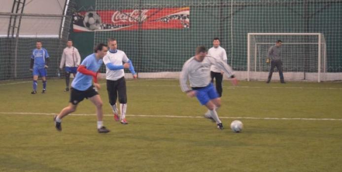 Dudu Hodiş - EXCLUS definitiv din Campionatul de minifotbal!
