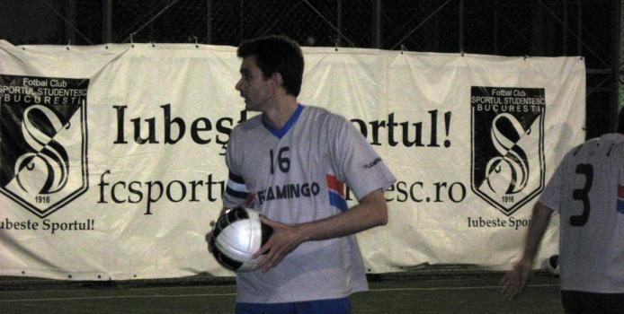 Interviu: Minifotbalul ne-a apropiat si mai mult