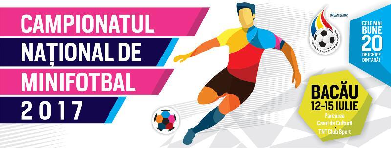 Program și rezultate în timp real, Campionatul Național de la Bacău