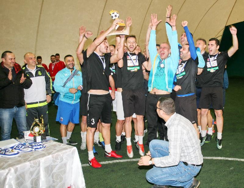 Dream Team și-a apărat trofeul, Cupa Porcului, după finala cu Celei !