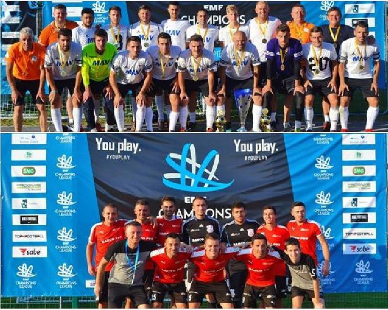 IASI: Supercupa Romaniei la minifotbal se va disputa la Iasi