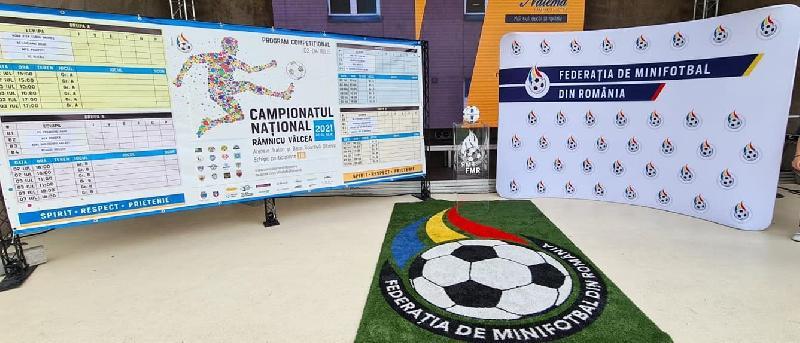 Componența grupelor la Campionatul Național 2021