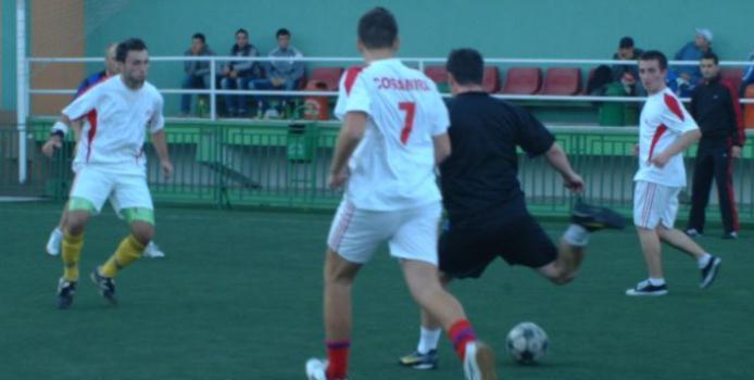 1.Liga Piatra Neamt: Patru echipe in trei puncte