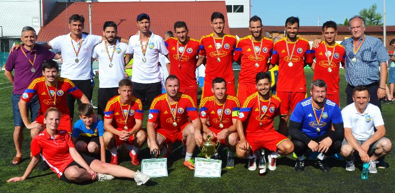 Cupa României a ajuns în vitrina celor de la Boromir Vâlcea!